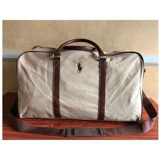 RALPH LAUREN Brand Duffle Weekender Bag