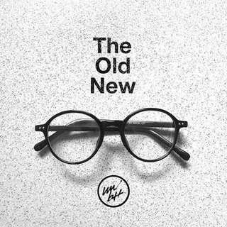 🚚 The Vintage-inspired Unisex Round Retro Fashion Glasses / Spectacles