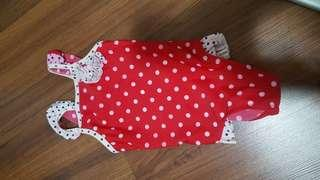 Mother care baby swimsuit 9 to 12m