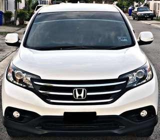 HONDA CRV 2.0 4WD PREMIUM SPEC