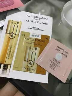 Guerlain Double R Renew Repair Serum Sample 包郵