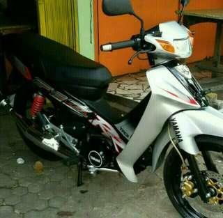 Yamaha F1 ZR 2002 Full Clutch..Full Ori