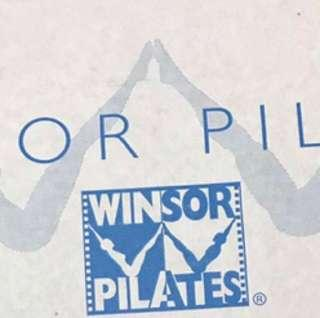 Windsor Pilates workout DVD set. Just reduced