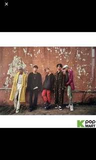 Bigbang Made Album A3 Poster