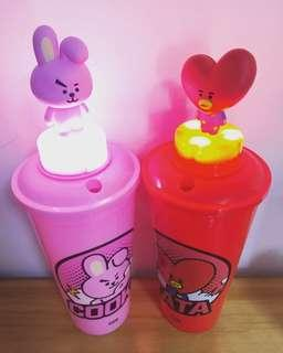 BT21 x CGV Bottle