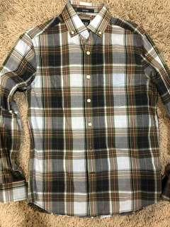 Gap checker shirt