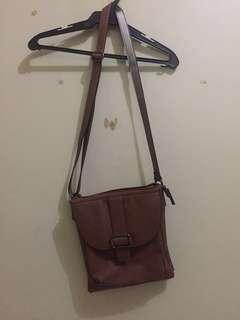 Original Clarks leather sling