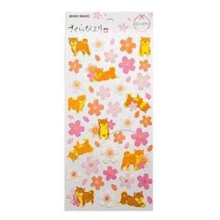 🚚 🌟BN INSTOCKS Pretty Pink Flower Petals Stickers Pack (V4)