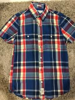Abercrombie checker shirt