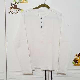 Banana republic shirt cowok