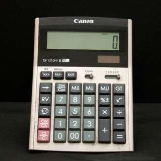Calculator Canon TX-1210HI III