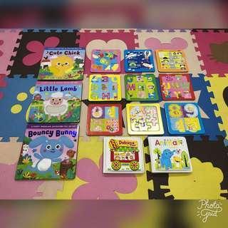 Children Bundle (Books and Puzzles)