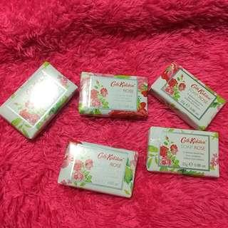 Cath Kidston Soap Rose (mini barsoap)