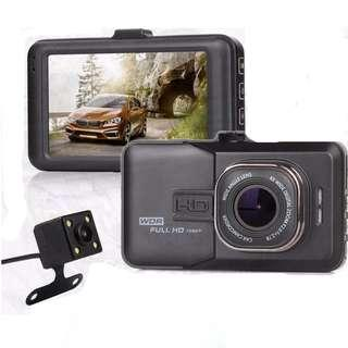 Promo! Car camera dash cam dual lens installation U.P: $350 NOW:$280