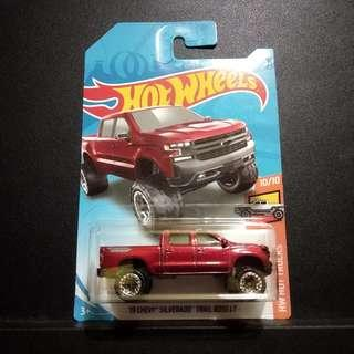 Hotwheel Chevy Silverado