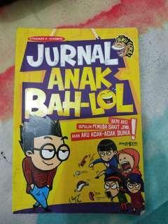 Buku Jurnal anak bah-LOL