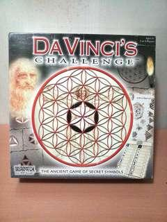 Da Vinci's Challenge board game