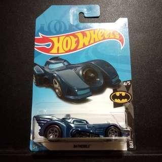 Hotwheels Batmobile RTH