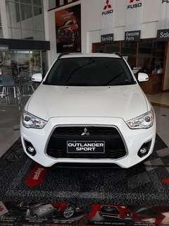 Mitsubishi Outlander Sport Putih DP 0%