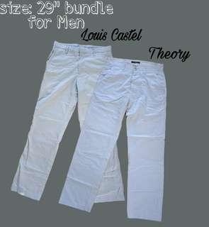 """Pants for men bundle 29"""""""