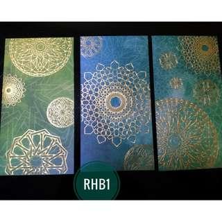 RHB1 - 2018 RHB Bank's Sampul Raya / Angpow packet