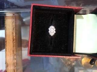 🚚 鑽石戒指