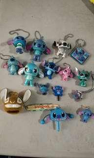 Lilo and stitch charm assorted
