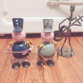 樂器鐵皮人