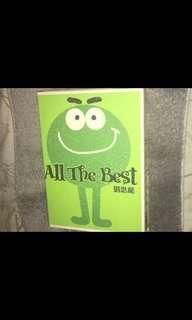 劉浩龍 All The Best CD VCD