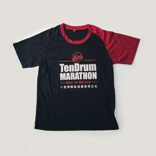 🚚 全新/ 十鼓 國際 馬拉松 紀念 排汗衫 T恤