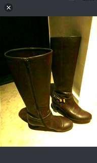 女裝長Boots