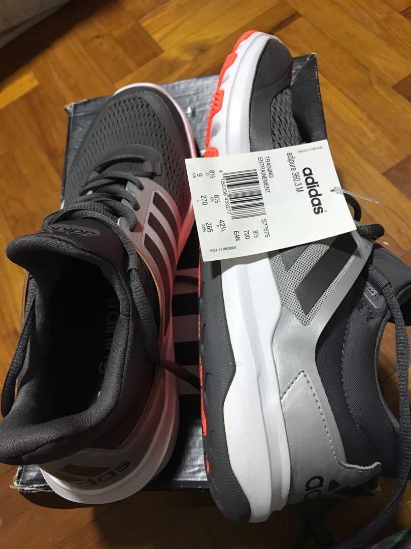 Adidas Adipure Trainer (Barefoot Shoe)   UNBOX PH
