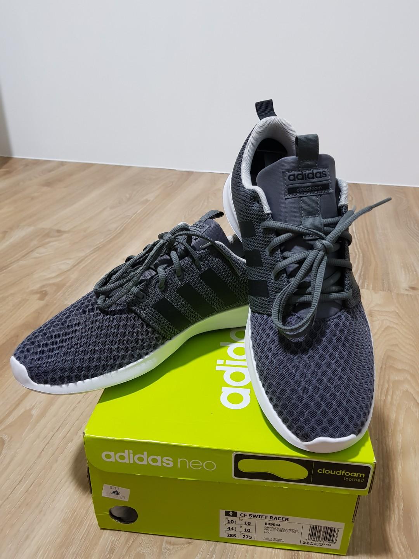 e4d81227a Adidas CF Swift Racer Sneakers US10.5 EU44