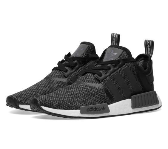 62fdc4040 Adidas NMD R1 Core Black and Carbon