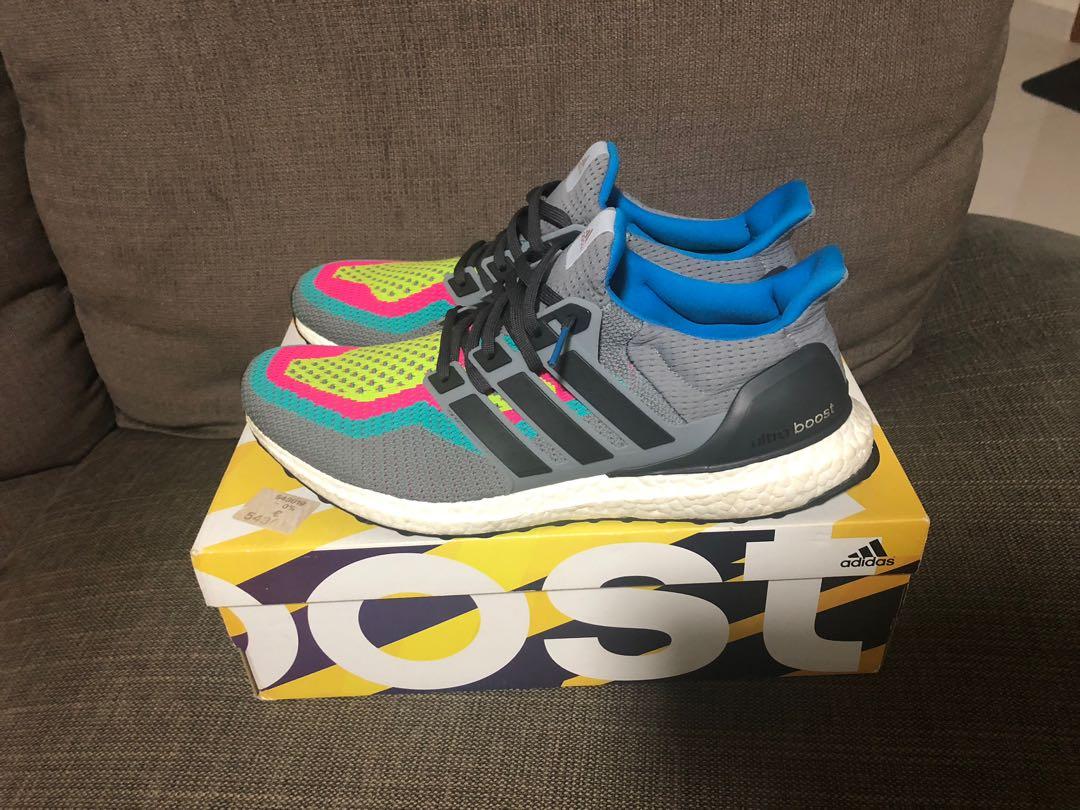 d4aff78bdde7c Adidas Ultraboost 2.0 Multicolor