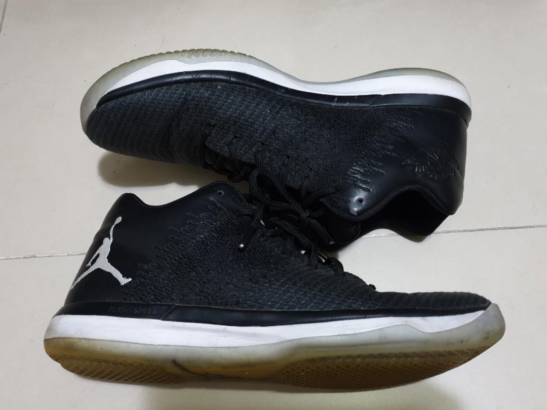buy popular da03d 61d95 Air jordan 31 low black. Basketball shoe.US size 10.5, Sports ...