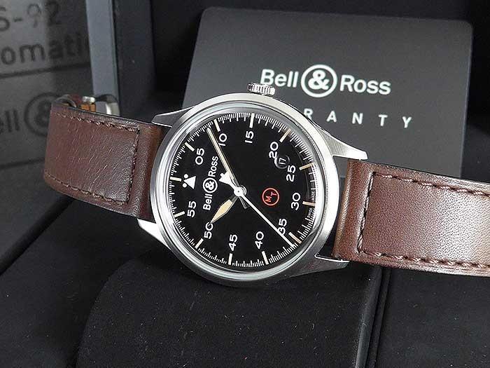 Bell & Ross BE V1-92 Military