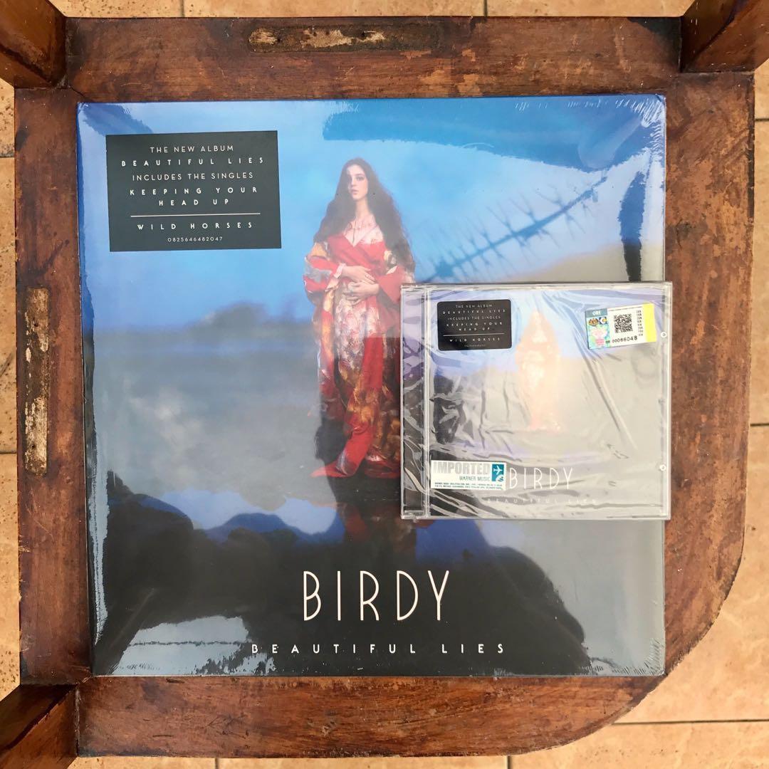 Birdy - Beautiful Lies (2016) 12