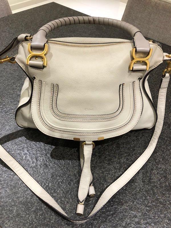 85cf8a9d231 Clearance! Chloe Marcie Medium satchel , Luxury, Bags & Wallets ...