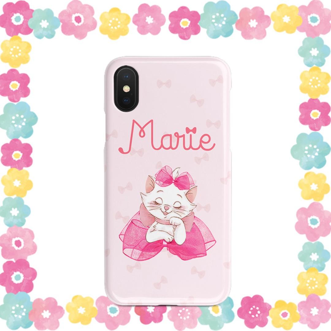 half off 0ba1d 3c82a Disney Marie Cat - soft case for iphone