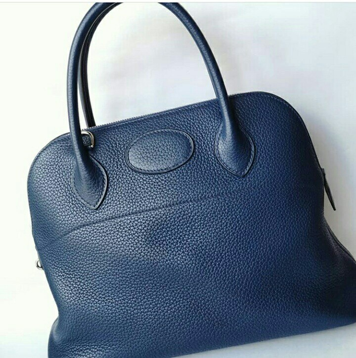 1db772637eb4 Hermes Bolide 31 Blue Sapphire