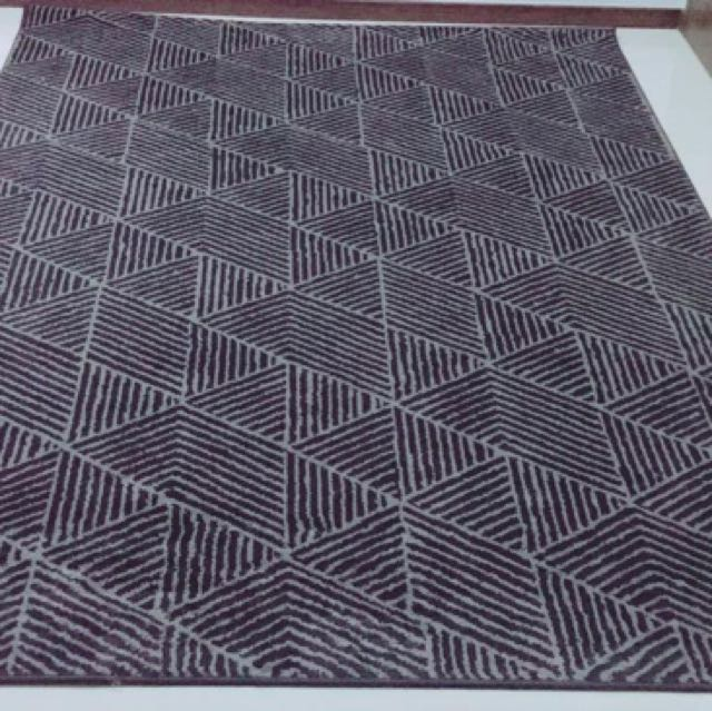 IKEA STENLILLE Low Rug Pile, Furniture