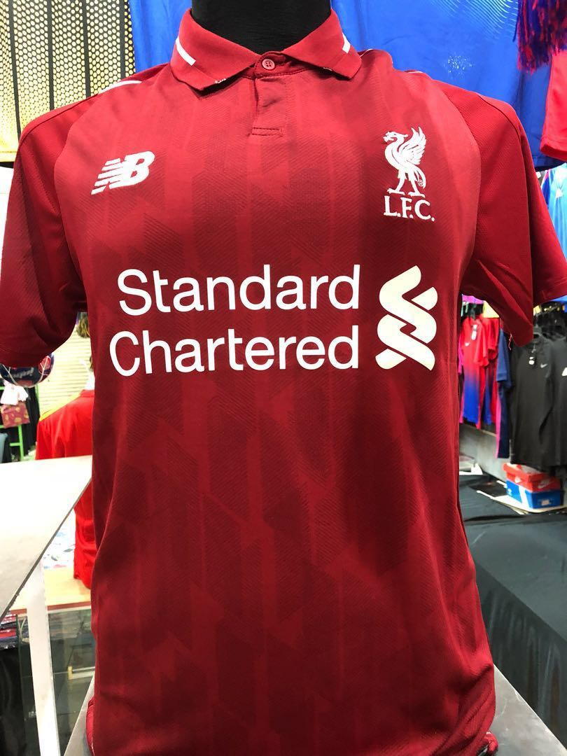 innovative design a629c 64a39 INSTOCK Liverpool Jersey