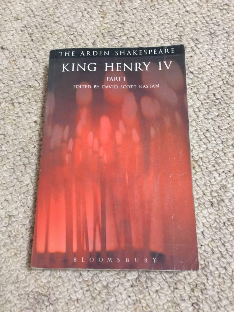 King Henry IV - Part 1 by William Shakespeare (Paperback)