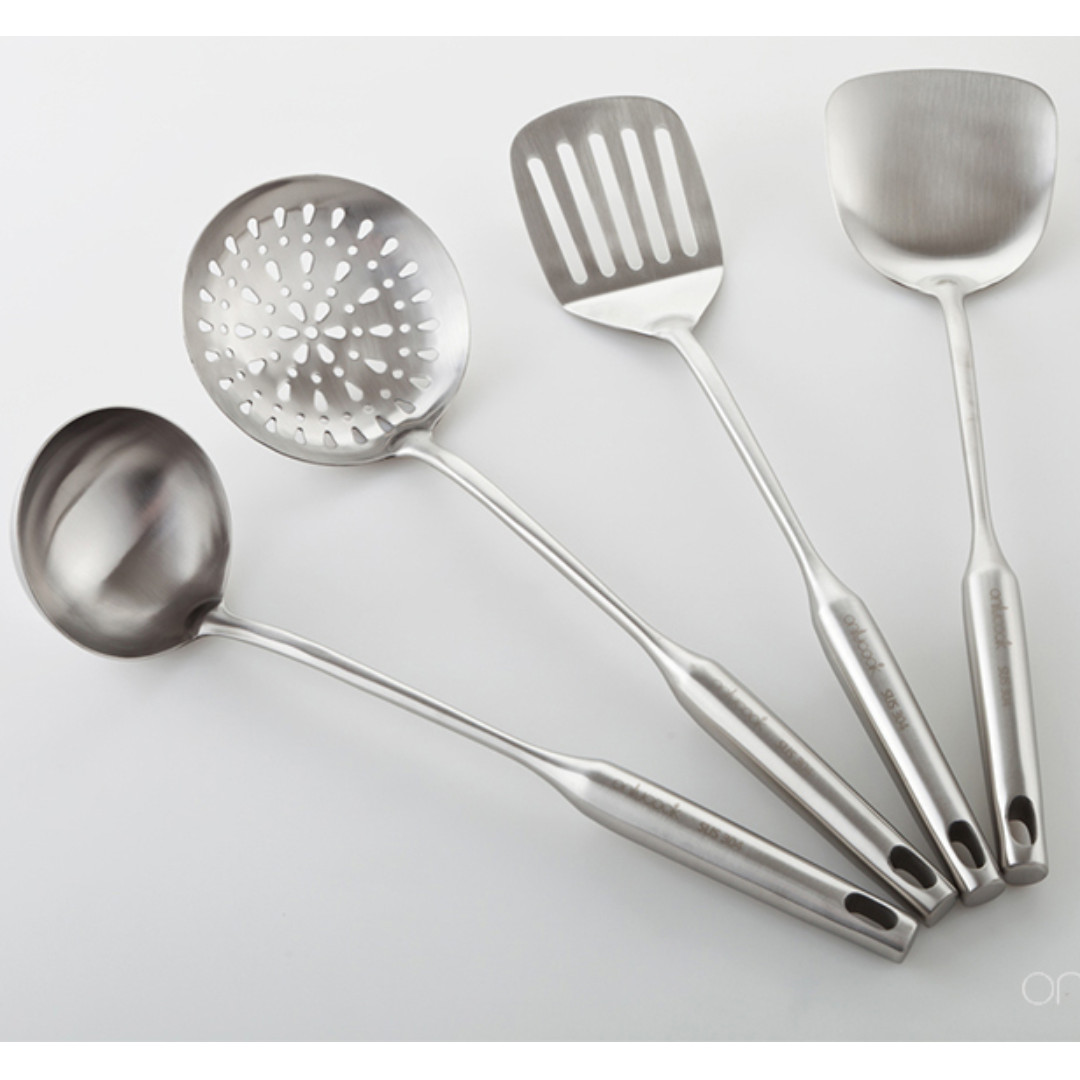 Kitchenware Set Cooking Utensils Stainless Steel Cookware Home Appliances Kitchenware On Carousell