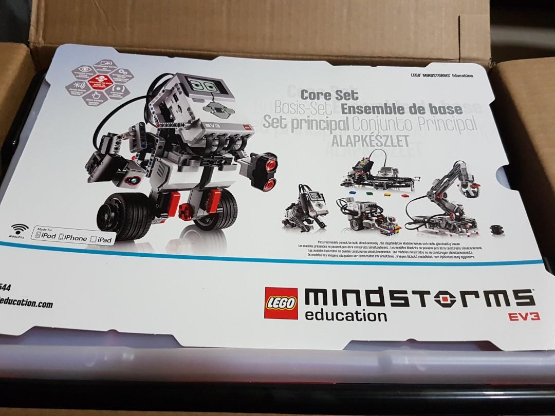 Lego Mindstorm Ev3 Education Core Set Toys Games Bricks