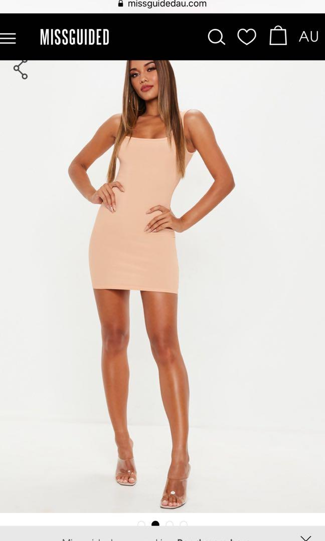 Misguided bodycon dress BNWT