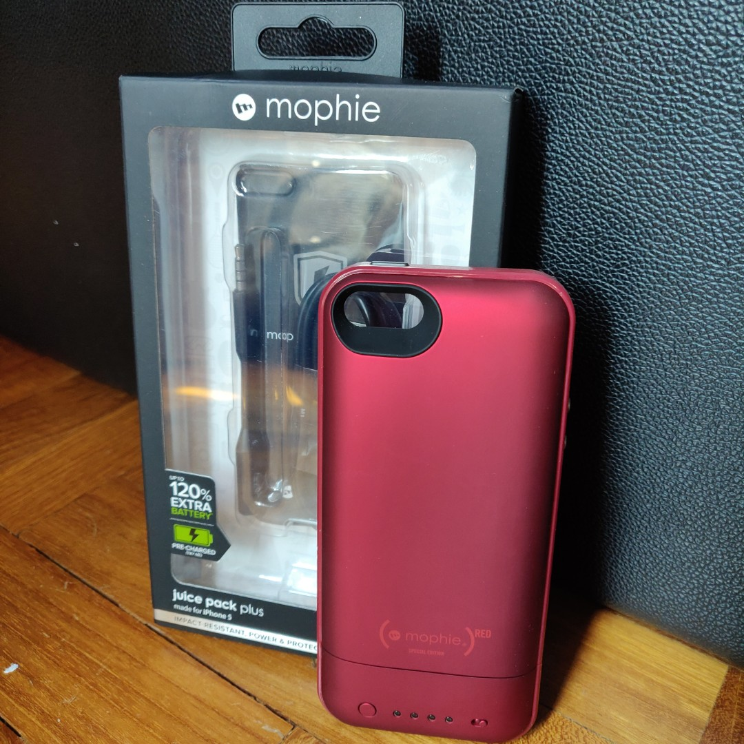 online retailer d8fae 73d33 Mophie Juice Pack Air for iPhone 5 5s 5se