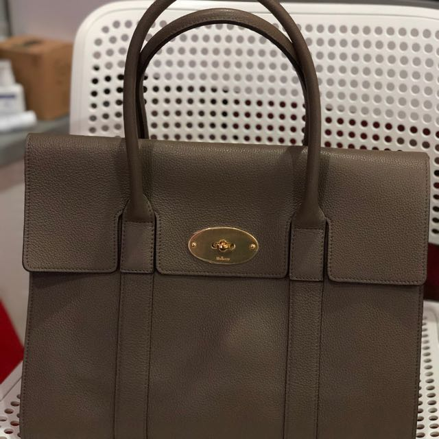 44f19809fd Mulberry Bayswater in Classic Grain