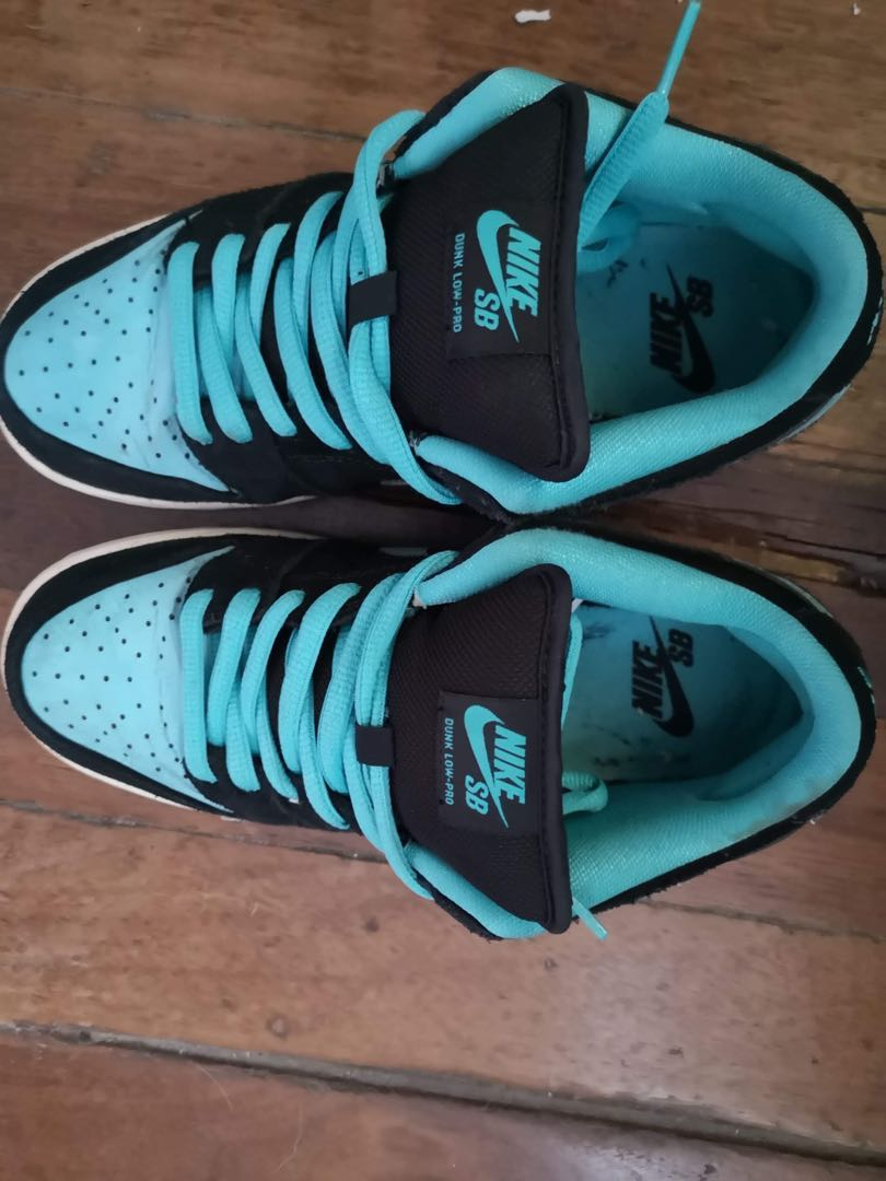 Nike SB Dunk Low Tiffany 8e1768735